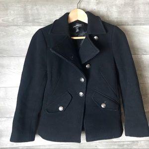 Club Monico Wool button up winter jacket coat